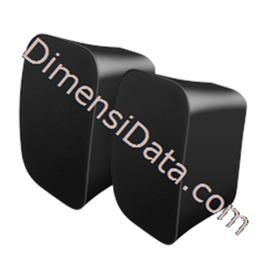 Jual Speaker PROLINK Elegant Dual [PSC3701E]